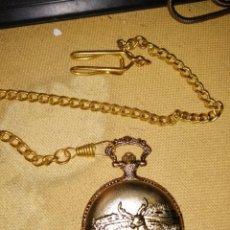 Vintage: RELOJ DE BOLSILLO SPA QUARTZ. Lote 179520976