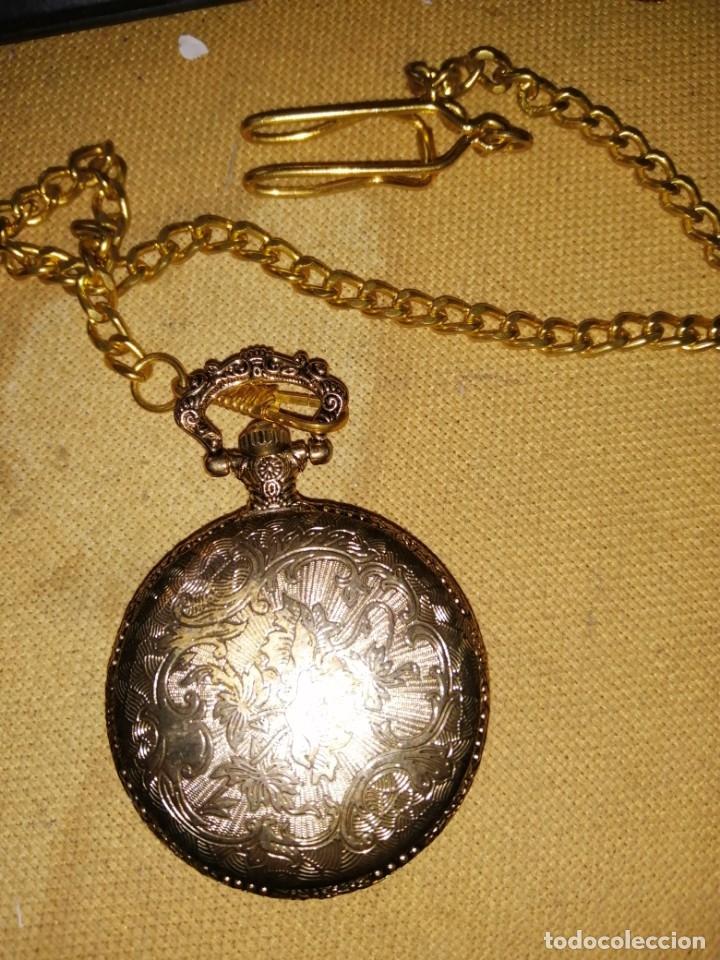 Vintage: reloj de bolsillo spa quartz - Foto 2 - 179520976