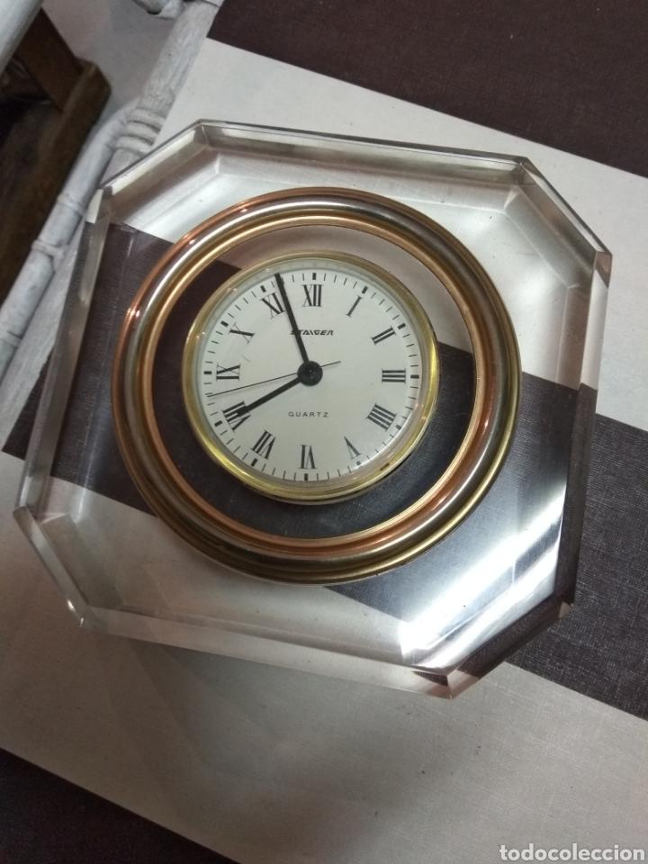 RELOJ METACRILATO (Relojes - Relojes Vintage )