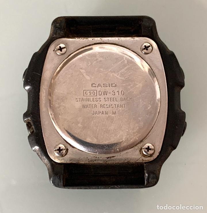 Vintage: Reloj Casio DW-310 japan vintage - Foto 2 - 180136575