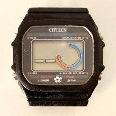 Vintage: RELOJ CITIZEN SOCCER DQ-9115 JAPAN A REPARAR. Lote 180180311