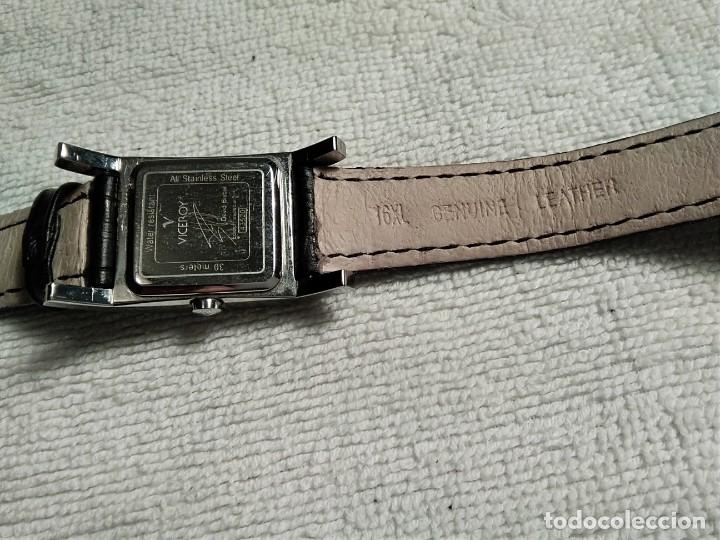 Vintage: Reloj ( VICEROY 43520.DAVID BISBAL. edición especial WATER RESISTANT 30 Meters) funcionando. - Foto 7 - 180438475