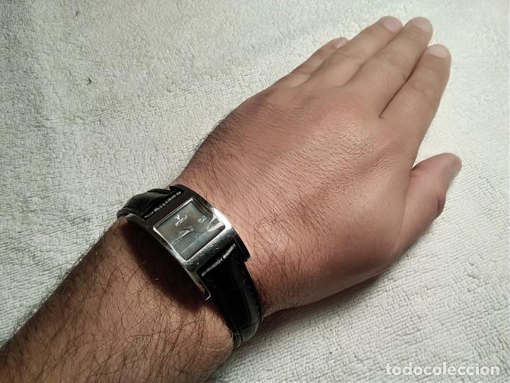 Vintage: Reloj ( VICEROY 43520.DAVID BISBAL. edición especial WATER RESISTANT 30 Meters) funcionando. - Foto 8 - 180438475