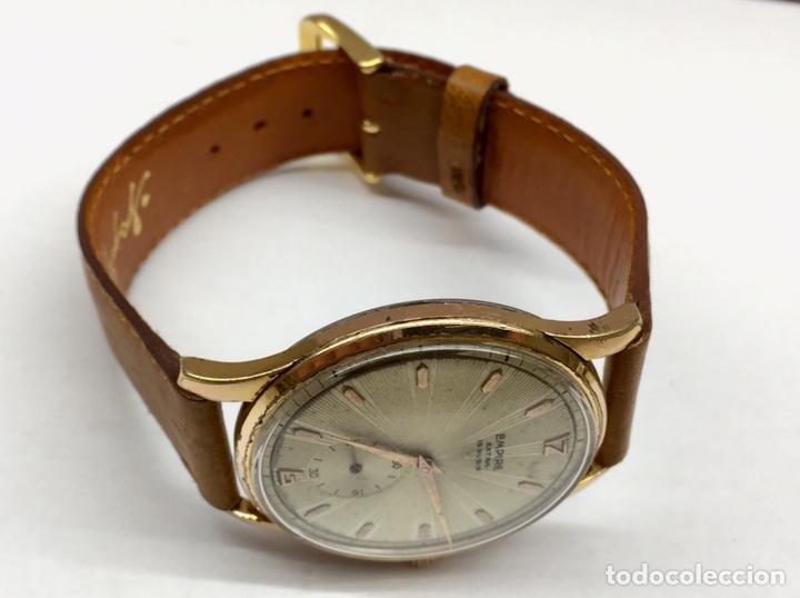 Vintage: Reloj Vintage Caballero Empire Extra - Foto 4 - 180495823