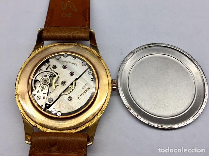 Vintage: Reloj Vintage Caballero Empire Extra - Foto 8 - 180495823