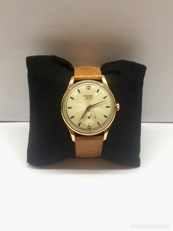 RELOJ VINTAGE CABALLERO EMPIRE EXTRA (Relojes - Relojes Vintage )