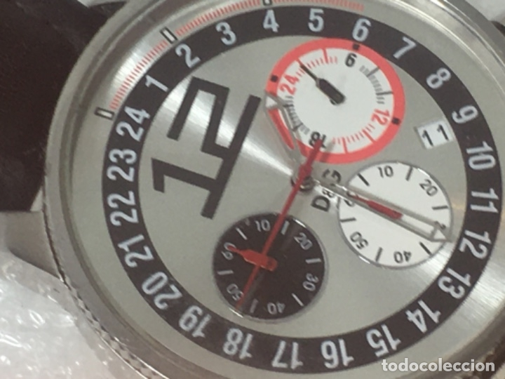 Vintage: Reloj Original DG Dolce Gabbana Buen estado funciona - Foto 2 - 181198217