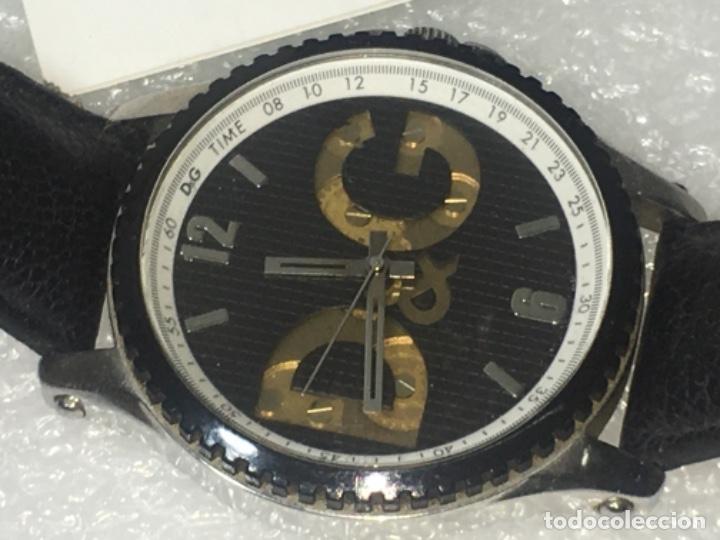 Vintage: D&G Dolce & Gabbana Time Watches, reloj en su caja Todo original de relojería. - Foto 3 - 181200892