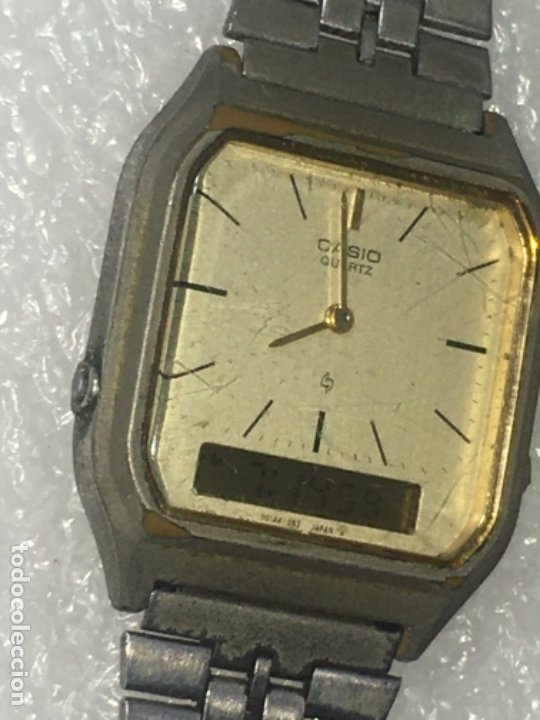 RELOJ ORIGINAL VINTAGE CASIO (Relojes - Relojes Vintage )