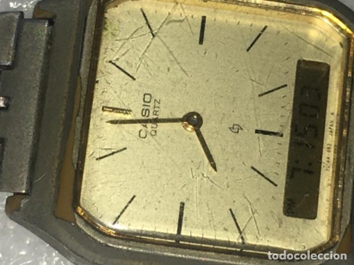 Vintage: Reloj Original vintage Casio - Foto 2 - 181201562