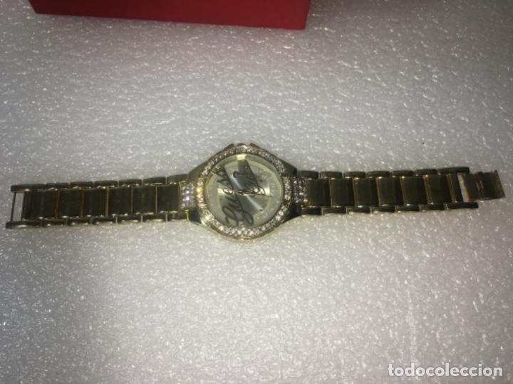 Vintage: Reloj Original Guess En su caja perfecto estado y perfecto funcionamiento sería exclusiva - Foto 11 - 181201755
