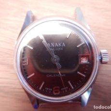 Vintage: RELOJ TANAKA. Lote 181394375