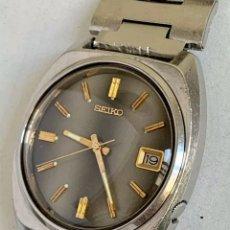 Vintage: RELOJ VINTAGE SEIKO 7025-8030 AUTOMÁTICO DATE 17JEWELS JAPAN. Lote 181429893