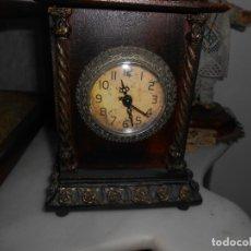 Vintage: RELOJ DE SOBREMESA DECORATIVO FUNCIONANDO . Lote 181471336