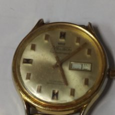 Vintage: RELOJ NELSON SUPERMASTER A CUERDA 21J SWISS MADE VER FOTOS. Lote 181507696