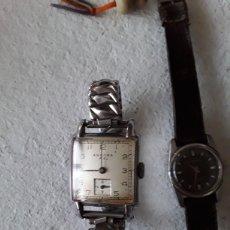 Vintage: RELOJ ANCORA AÑOS 50-60. Lote 181742320