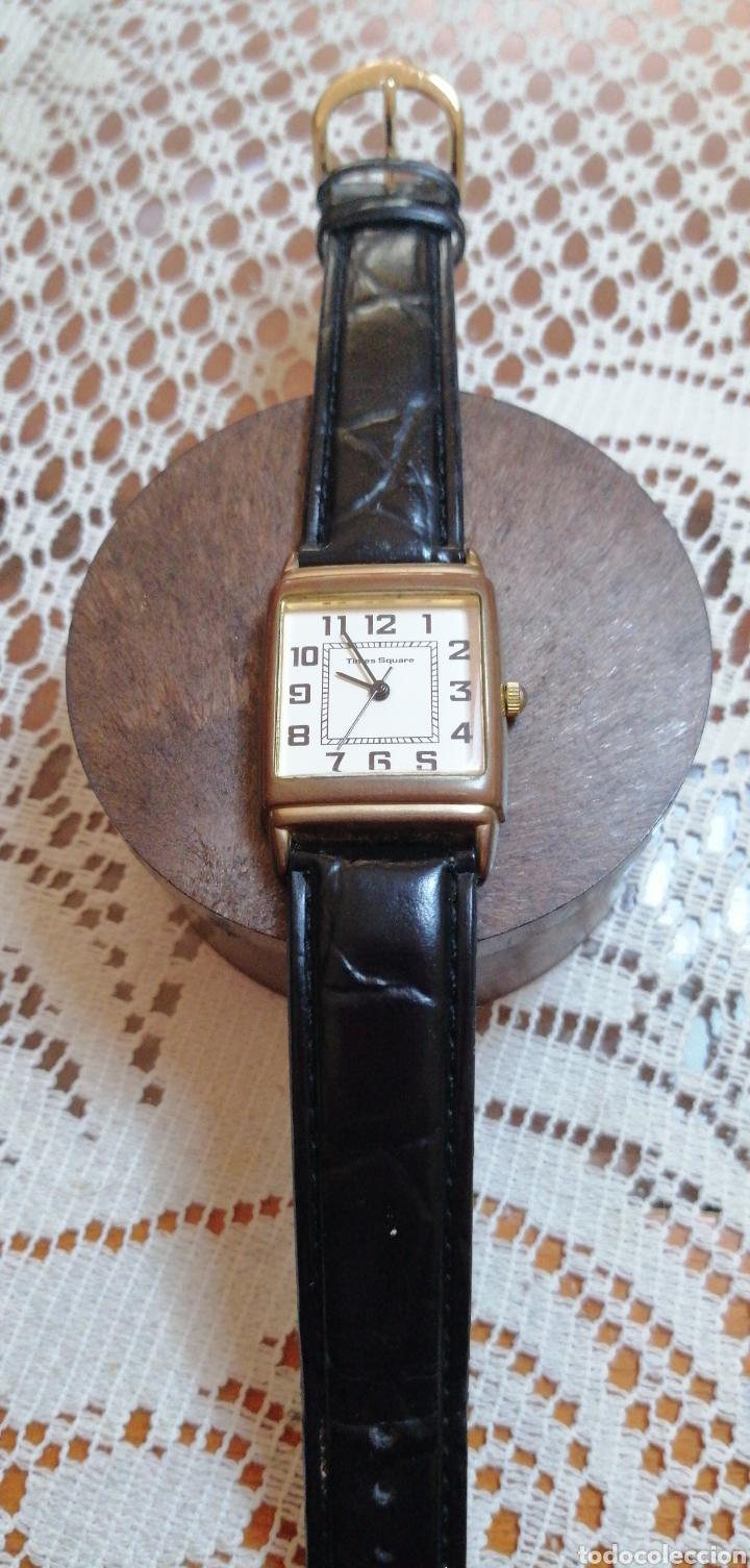 Vintage: RELOJ DE SEÑORA MARCA TIME SQUARE - Foto 3 - 181885608