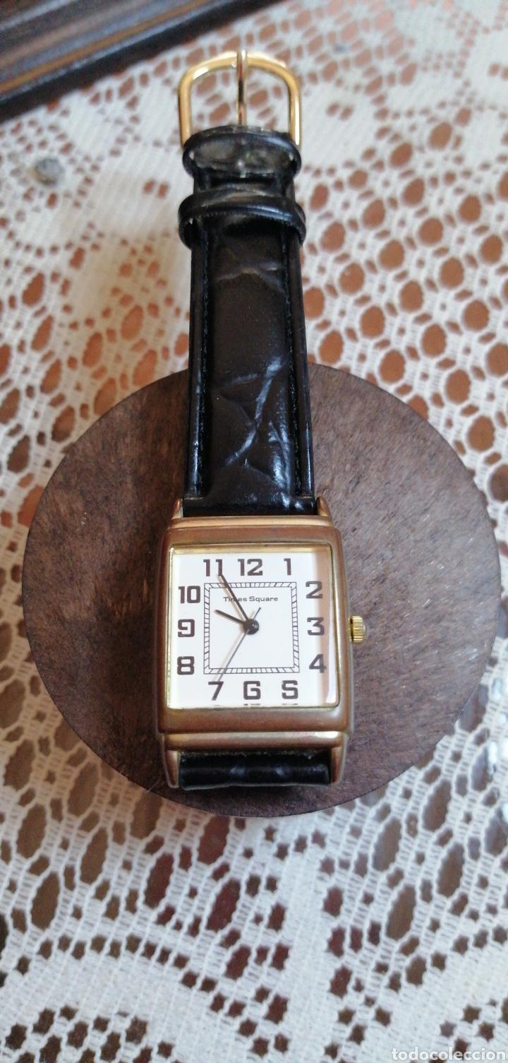 RELOJ DE SEÑORA MARCA TIME SQUARE (Relojes - Relojes Vintage )