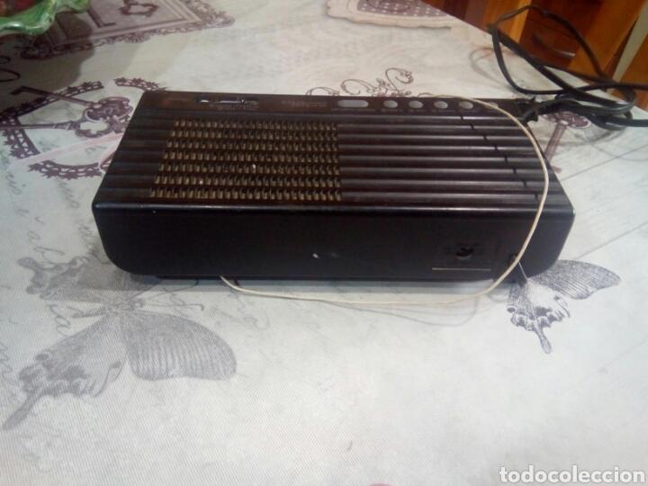 Vintage: RADIO DESPERTADOR SANYO - Foto 4 - 181921208