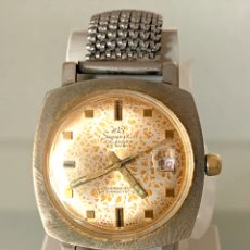 Vintage: RELOJ WS SUPERSTARS CARGA MANUAL VINTAGE. Lote 182095873