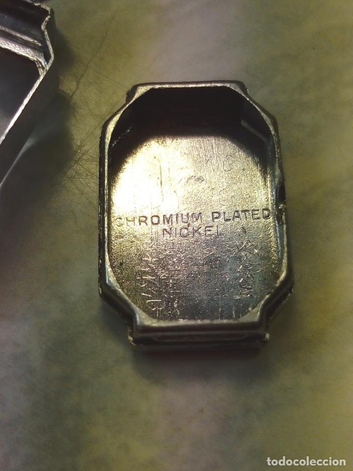 Vintage: antiguo reloj mujer - steelco chromium plated nickel - pulsera vel-fit 1/20 12k usa - Foto 5 - 182154923