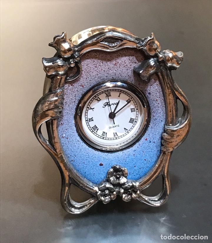 Vintage: Reloj de plata 925 marca Farco Quartz, nuevo, sin estrenar - Foto 2 - 182258903