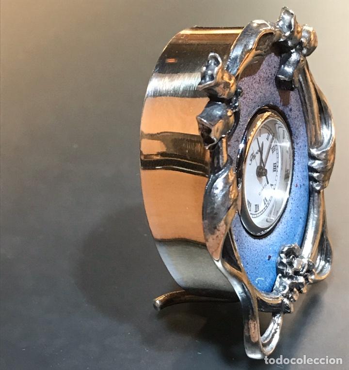 Vintage: Reloj de plata 925 marca Farco Quartz, nuevo, sin estrenar - Foto 3 - 182258903