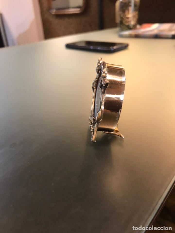 Vintage: Reloj de plata 925 marca Farco Quartz, nuevo, sin estrenar - Foto 5 - 182258903