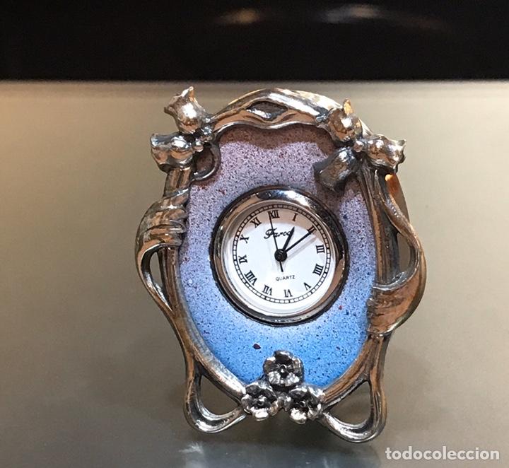 RELOJ DE PLATA 925 MARCA FARCO QUARTZ, NUEVO, SIN ESTRENAR (Relojes - Relojes Vintage )