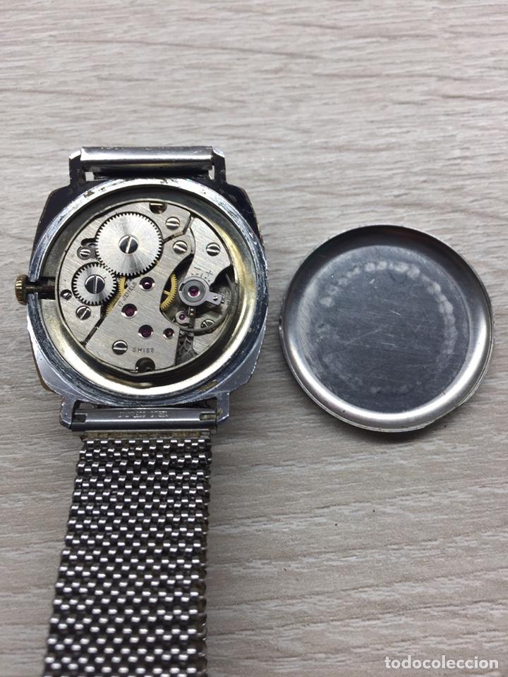 Vintage: Reloj Cliper Vintage Caballero Carga Manual - Foto 2 - 182625772