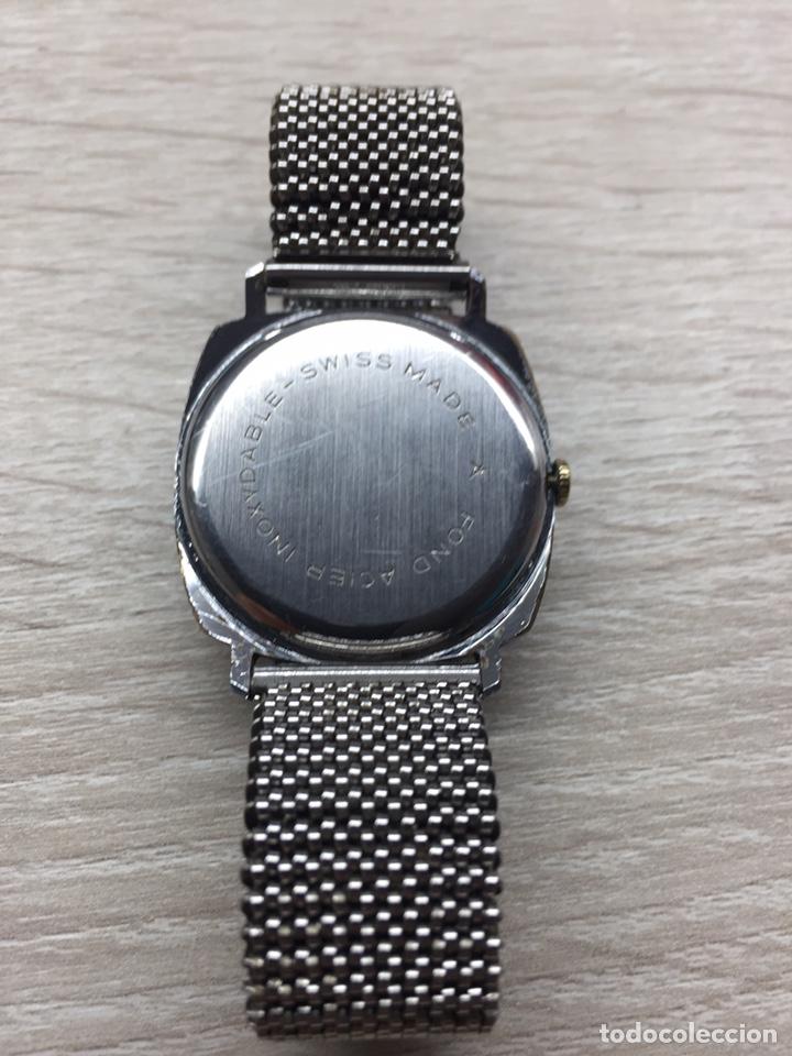 Vintage: Reloj Cliper Vintage Caballero Carga Manual - Foto 3 - 182625772