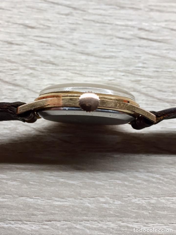 Vintage: Reloj Vintage carga manual Kardex 15 rubis - Foto 3 - 182643783