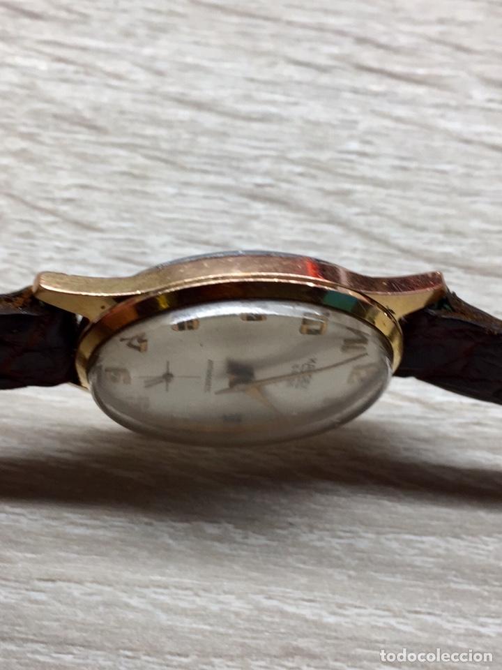 Vintage: Reloj Vintage carga manual Kardex 15 rubis - Foto 4 - 182643783