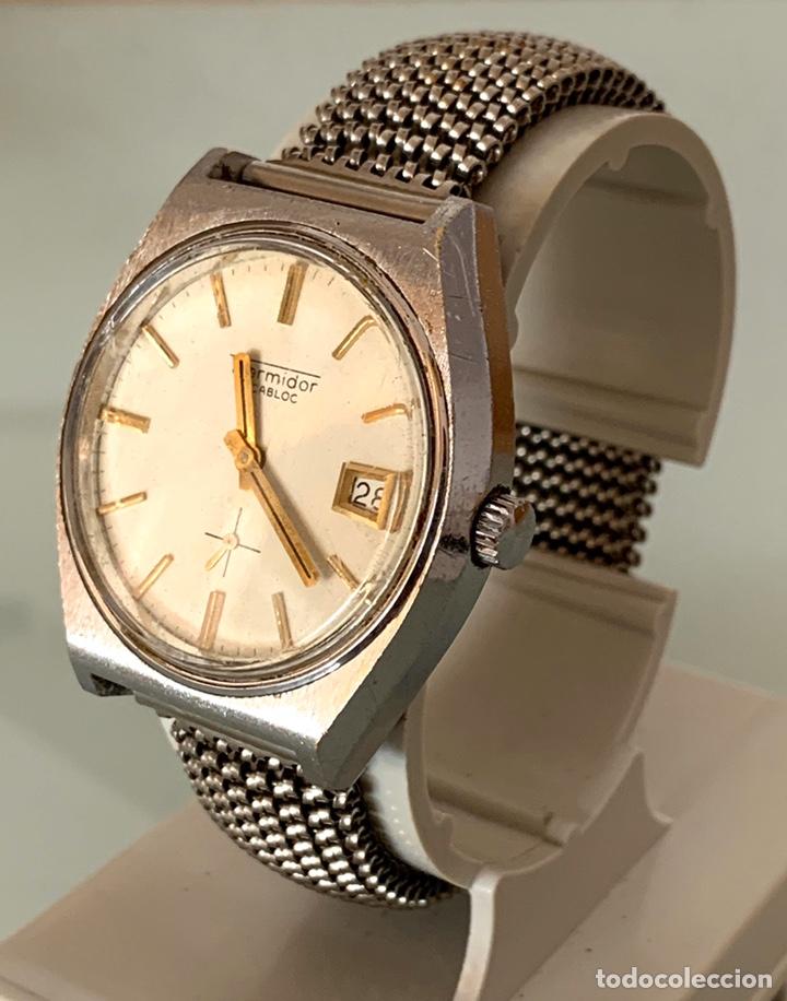Vintage: Reloj Thermidor carga manual vintage - Foto 2 - 182766455