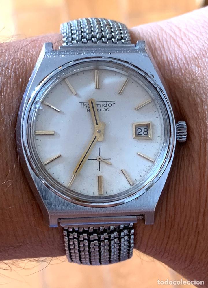 Vintage: Reloj Thermidor carga manual vintage - Foto 4 - 182766455