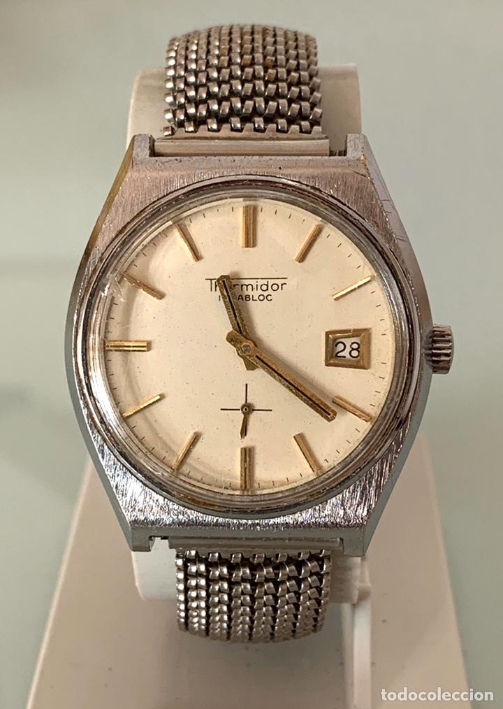 RELOJ THERMIDOR CARGA MANUAL VINTAGE (Relojes - Relojes Vintage )