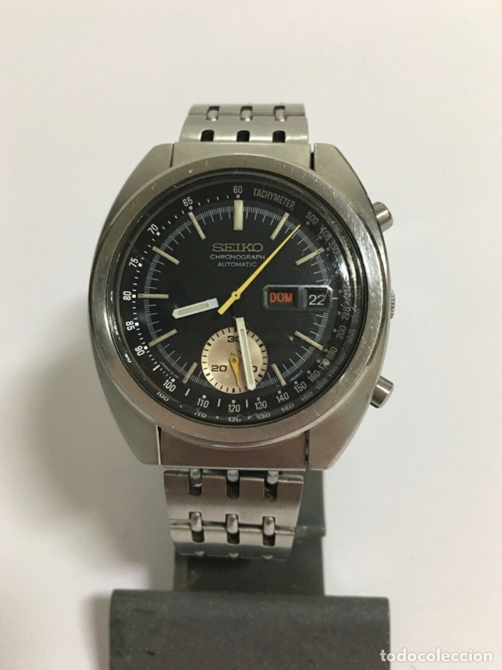 SEIKO 6139-6012 AUTOMÁTICO CRONÓGRAFO (Relojes - Relojes Vintage )