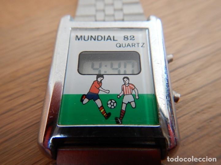 Vintage: Reloj digital - Foto 2 - 182943602