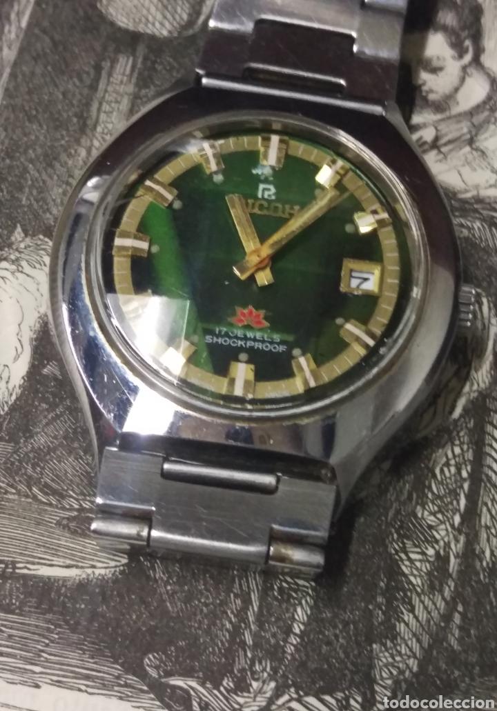 RELOJ RICOH ORIGINAL A CUERDA 17J VER FOTOS (Relojes - Relojes Vintage )