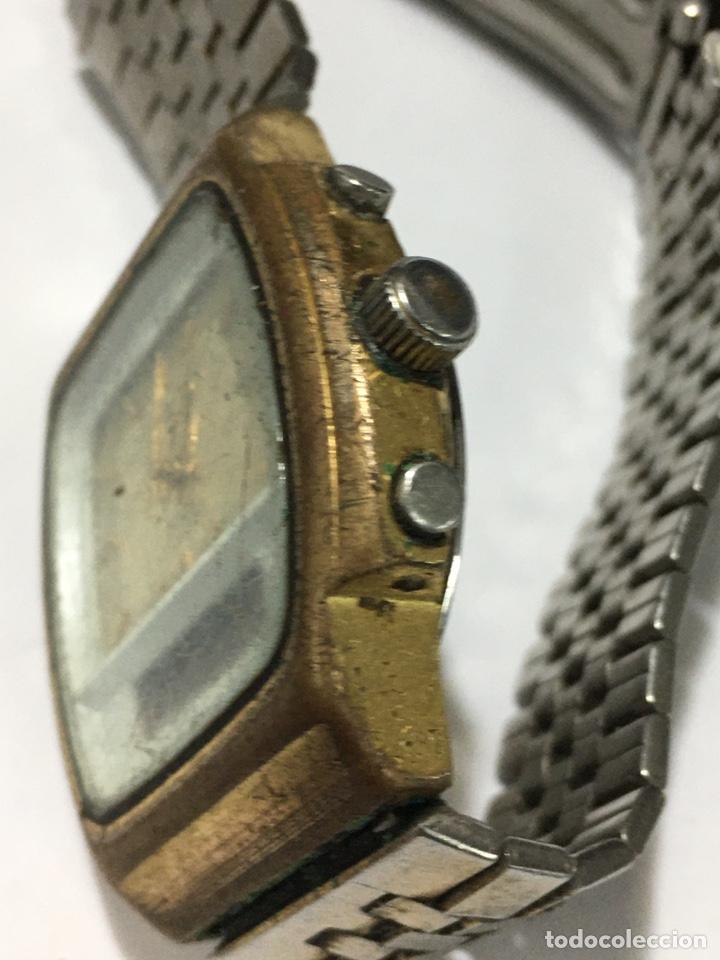 Vintage: Reloj Orient vintage analógico y digital modelo k69401-40 CA - Foto 3 - 182967246