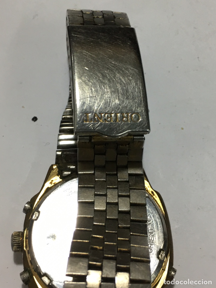 Vintage: Reloj Orient vintage analógico y digital modelo k69401-40 CA - Foto 6 - 182967246