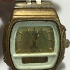 Vintage: RELOJ ORIENT VINTAGE ANALÓGICO Y DIGITAL MODELO K69401-40 CA. Lote 182967246