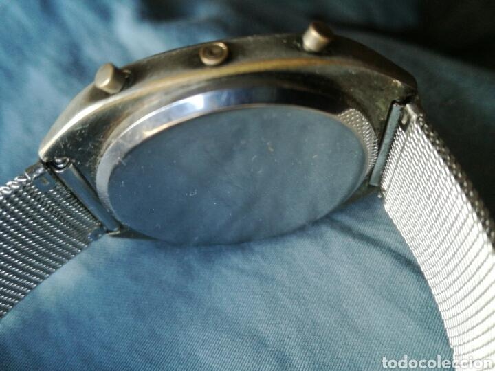 Vintage: Reloj LCD cuarzo Duward Teletime Vintage - Foto 7 - 182990386