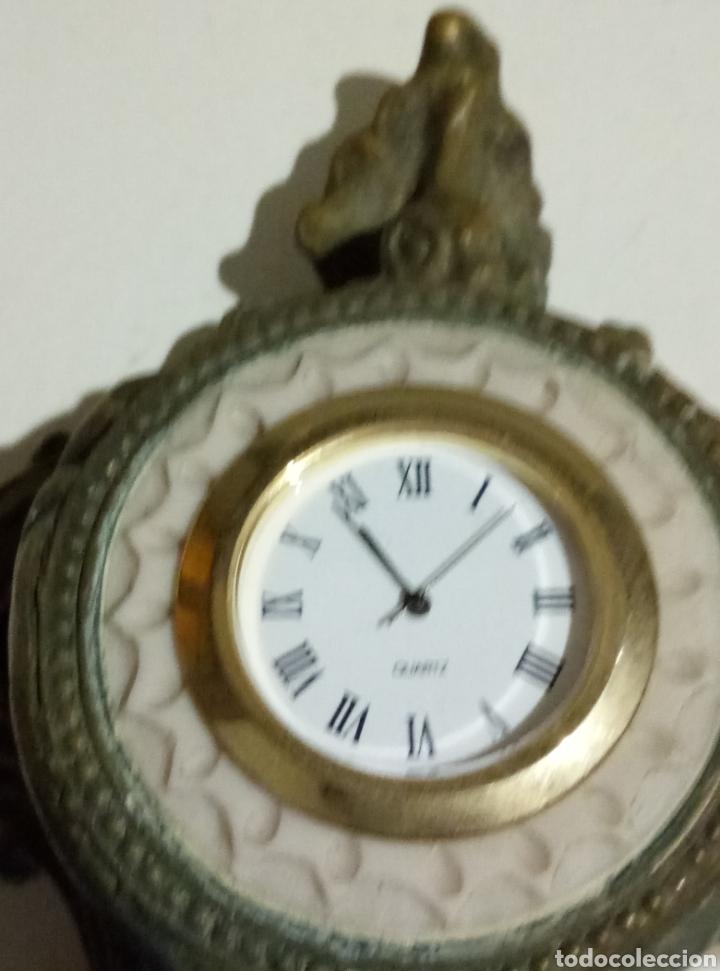 Vintage: Reloj sobremesa - Foto 2 - 183322535