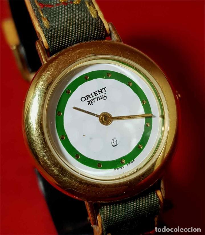 RELOJ ORIENT XERNUS, SWISS MADE, VINTAGE, NOS (NEW OLD STOCK) (Relojes - Relojes Vintage )