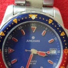 Vintage: JUNGHANS 1990 QUARTZ. 41/4323.. Lote 183816601