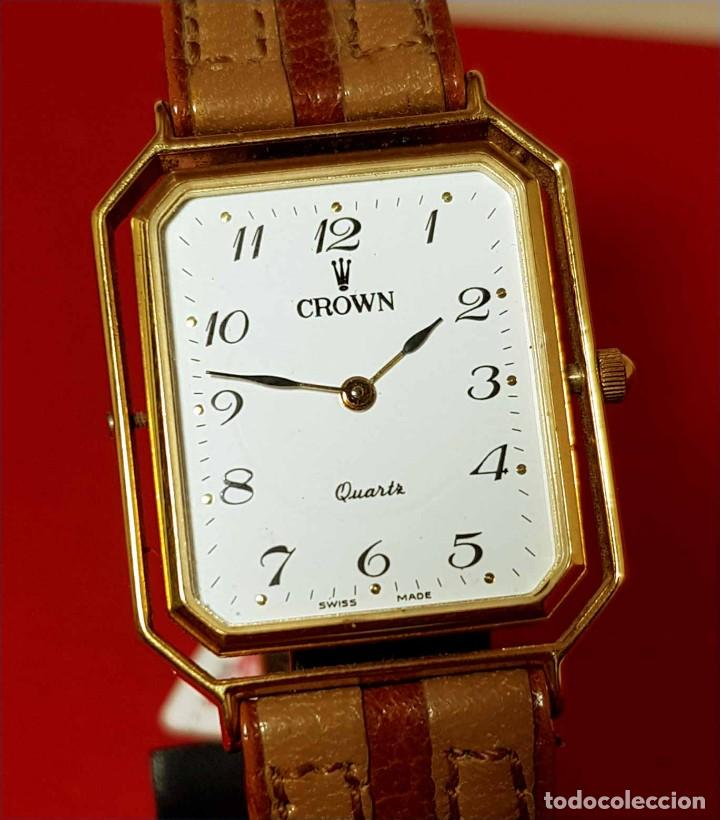 Vintage: RELOJ CROWN, VINTAGE, NOS (new old stock) - Foto 1 - 183829178