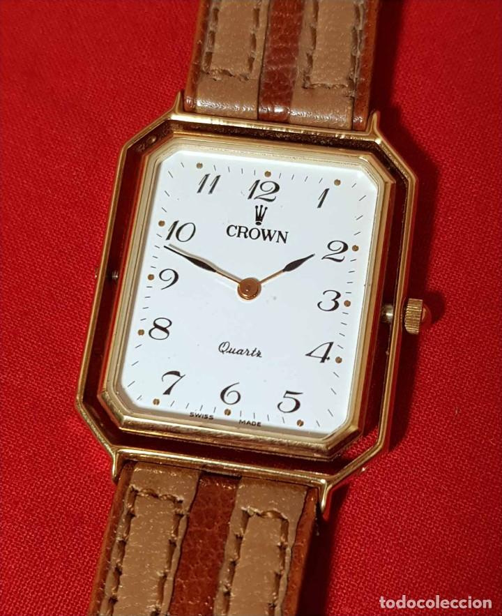 Vintage: RELOJ CROWN, VINTAGE, NOS (new old stock) - Foto 6 - 183829178