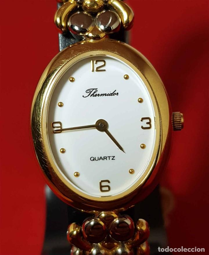 Vintage: RELOJ THERMIDOR, VINTAGE, NOS (new old stock) - Foto 2 - 183833147