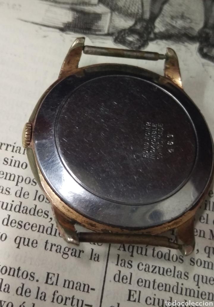 Vintage: RELOJ CRITAL WATCH ORIGINAL A CUERDA SWISS MADE VER FOTOS - FUNCIONANDO - Foto 3 - 183833166